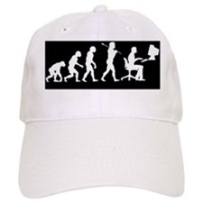 evolution computermp2 Baseball Baseball Cap