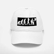 evolution computermp2 Baseball Baseball Cap