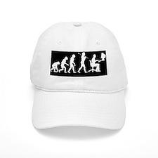 evolution computermp2 Baseball Cap