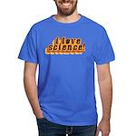 Love Science Retro Dark T-Shirt