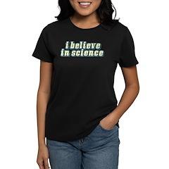 Believe in Science Tee