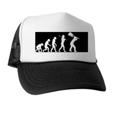 evolution bumper2 Trucker Hat
