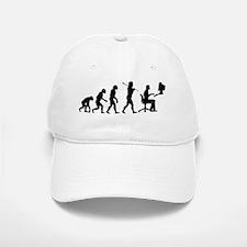 evolution computer14x6 Baseball Baseball Cap