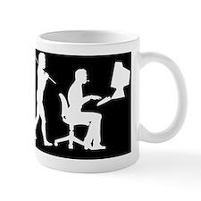 evolution computer14x6-2 Mug