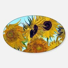 Bags VG Sunflowers Decal