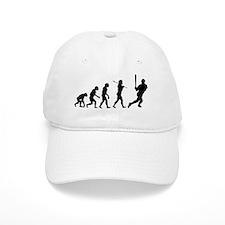 evolution baseball14x6 Baseball Cap