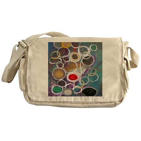 Community flipflops Messenger Bag
