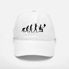 evolution computer bumper Baseball Baseball Cap
