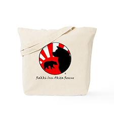 Bear Sun logo (light) Tote Bag