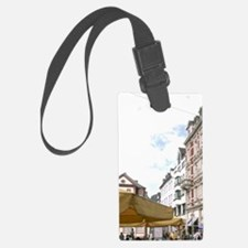 Germany Koblenz Old Town by Rhin Luggage Tag