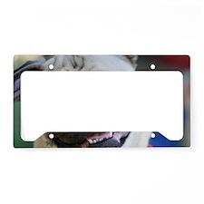 Shoulder-Bag-Gracie License Plate Holder
