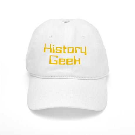 History Geek Cap