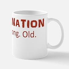 ProudStrongOld_V1 Mug