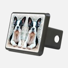 flip flops french bulldog Hitch Cover