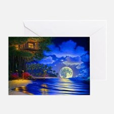 fantasy Island Greeting Card