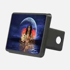Moon Godess Hitch Cover