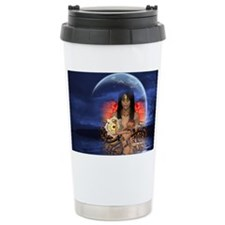 Moon Godess Travel Mug