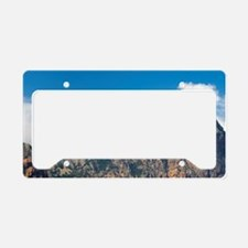 Corsica. Clouds blow over Cap License Plate Holder