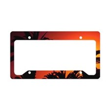 coin_011 License Plate Holder