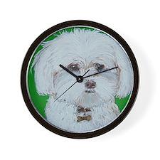 5x7 Maltese Wall Clock