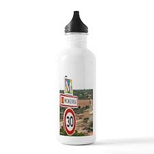 Minerve village Menerb Water Bottle