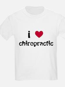 I Love Chiro T-Shirt