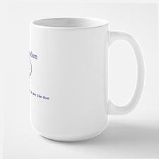 halfmarathon Large Mug