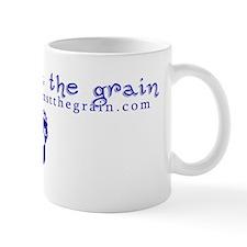 runagainstthegrain_footprint Mug