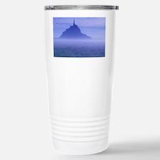 FRANCE, Normandy Mont St. Miche Travel Mug