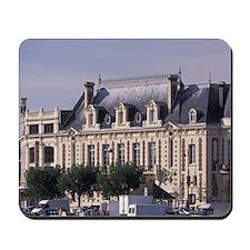 EU, France, Normandy, Calvados, Trouvill Mousepad