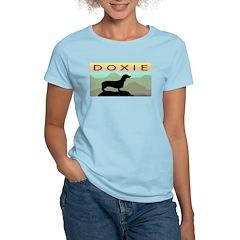 Desert Dawg Doxie Women's Light T-Shirt