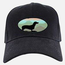 Desert Dawg Doxie Baseball Hat