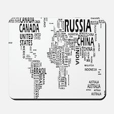 united states Mousepad