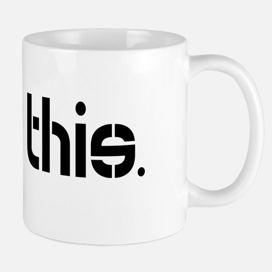 I Got This_dark Mug