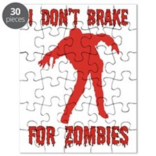Break for Zombies Puzzle