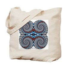 Jewelry Fractal Tote Bag