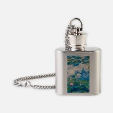443 Monet Nymph Flask Necklace