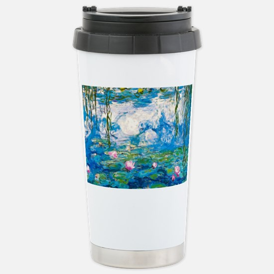 Coin Monet Nymph Stainless Steel Travel Mug