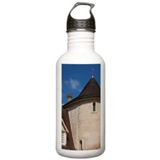 The main building with Water Bottle