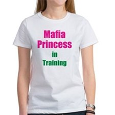 Mafia princess in training new Tee