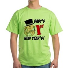 Babys First New Years T-Shirt