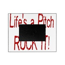 LifesAPitch Picture Frame