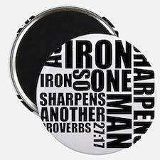 Iron Sharpens Iron Magnet