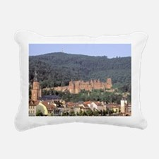 Europe, Germany, Heidelb Rectangular Canvas Pillow