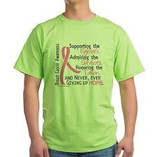 - ©Supporting Admiring Honoring BC T-Shirt