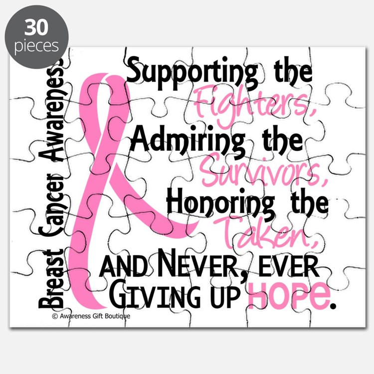 - ©Supporting Admiring Honoring BC Puzzle
