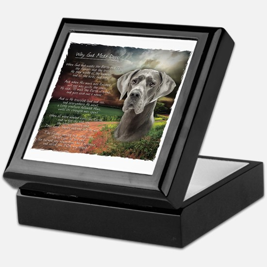 godmadedogs Keepsake Box
