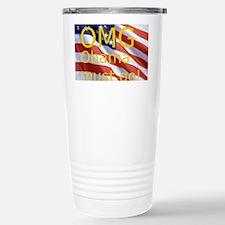 OMG Stainless Steel Travel Mug