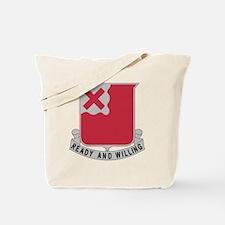 875th Army Engineer Battalion Military Pa Tote Bag