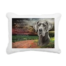 godmadedogs(carmag) Rectangular Canvas Pillow